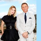 Daniel Craig Gets Into the James Bond Mood With This Watch