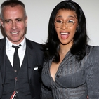 Cardi B And Thom Browne Are In The Business Of Big Fits