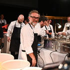 Chef Massimo Bottura Says Dubai's food waste must be curbed