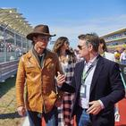 All The Celebrities Spotted At The 2019 Formula 1 Emirates United States Grand Prix