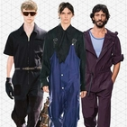 Know Your Spring Trends: Male Rompers