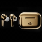 These $68k AirPods Pro Are Covered In 18k Gold