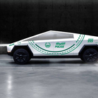 Have Dubai Police Ordered a Tesla CyberTruck?