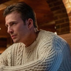 Everyone's Going Nuts Over Chris Evans' Knives Out Sweater