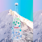 Virgil Abloh and Evian are here to make your water bottles collectible