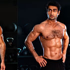 Kumail Nanjiani got ripped and one GQ writer is here to tell you that it is even harder than it looks