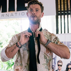 Chris Hemsworth, Poster Boy Of Peak Wellness, Wants You To Live Forever