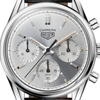 Tag Heuer Celebrates 160 Years With A Timely Re-creation Of An Iconic Carrera Chronograph