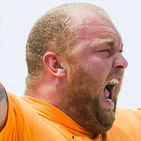 Need Some Deadlift Inspo? Watch The Mountain Break His Own 470KG World Record