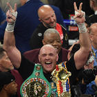 Tyson Fury Beats Deontay Wilder And Becomes The WBC Heavyweight Champion