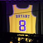 Michael Jordan and Beyonce Pay Tribute At The Kobe Bryant Memorial Service