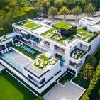 Take A Look Around This $94 Million LA Estate, Bought By Saudi Businessman Fawaz Alhokair