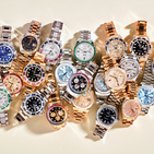 Diamond (Watches) Are a Man's Best Friend