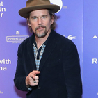 Ethan Hawke Knows It's A Good Day For A Cool Hat