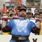 The Mountain Destroys All Competition, Wins The Arnold Strongman Classic 3rd Year In A Row