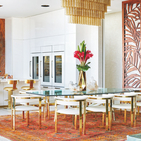 Inside Lenny Kravitz's Maximalist Beverly Hills Home