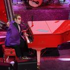 Watch Elton John And Other Music Favourites Perform Live For A Benefit Concert