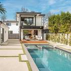 Take A Look Around Mena Massoud's $2m California Home