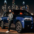 The Rolls-Royce Cullinan Is The Ultimate Lux SUV