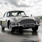Aston Martin Reissue James Bond's Iconic DB5