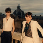 The Saint Laurent Men's SS21 Collection Is A Global Wanderer's Dream
